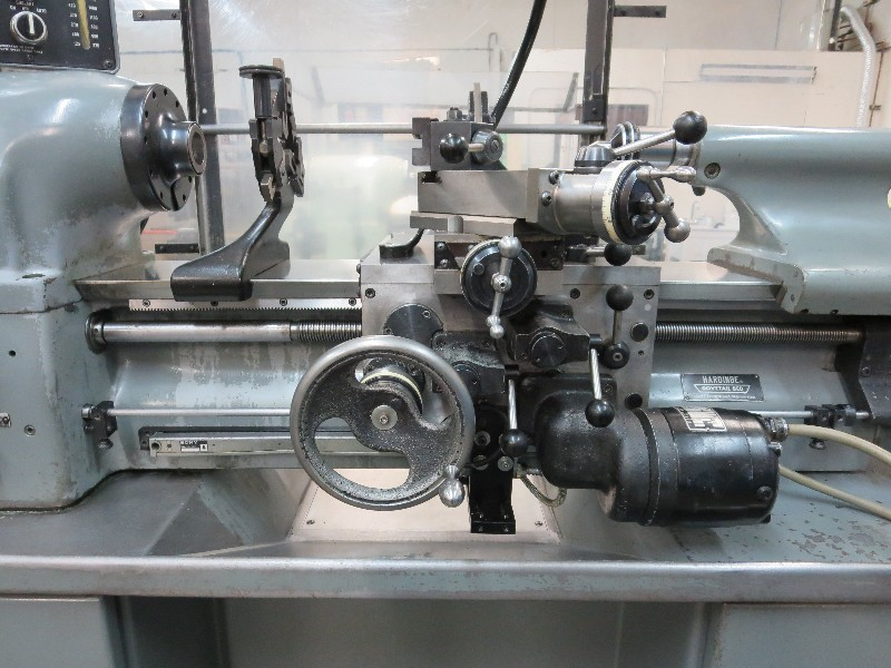 Lathes Manual Hardinge Hlv H Super Precision Toolroom Lathe
